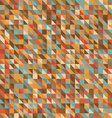 geometric abstract backgrounds retro vintage vector image vector image