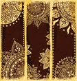 Set of ethnic bookmarks vector | Price: 1 Credit (USD $1)