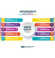 10 steps business infographic timeline design