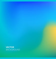 color mesh gradient background smooth soft color vector image