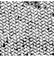 horizontal textile abstract halftone