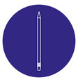 pencil write isolated icon vector image vector image