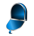 Open Mailbox vector image