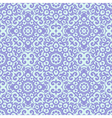 seamless pattern with bright lilac ornament Tile vector image vector image