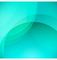 aqua square background vector image vector image