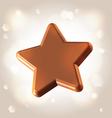 Chocolate star prize