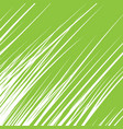 silhouette of grass isolated on green background vector image vector image