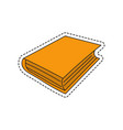 sketch books vector image vector image