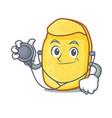 doctor potato chips character cartoon vector image