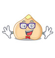 geek chickpeas character cartoon style vector image vector image