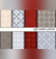 CurlyPattern 15 02 vector image vector image