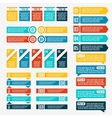 Info graphic Templates for Business vector image