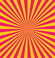 sun ray vector image