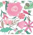 Floral Summer Pattern vector image