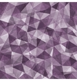 Purple Mosaic Background vector image