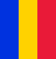Andorra Moldova Chad vector image vector image