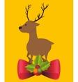 Christmas cartoon graphic vector image vector image
