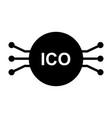 ico icon simple minimal 96x96 pictogram vector image
