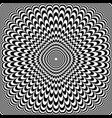 optical design vector image vector image