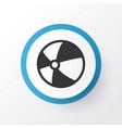ball icon symbol premium quality isolated balloon vector image