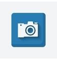 camera media symbol vector image vector image