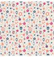 beautiful design christmas seamless pattern vector image vector image