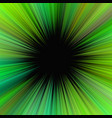 green psychedelic abstract speed concept vector image vector image