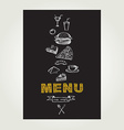 Restaurant cafe menu template design