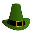leprechaun hat image vector image vector image