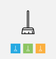 of cleaning symbol on vector image vector image