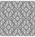 beautiful seamless pattern vector image vector image