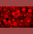 star - abstract geometric background vector image vector image