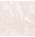 pale pink background of small squares vector image
