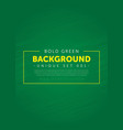 strong and bold green background template vector image vector image