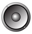 Speaker Clipart Icon vector image vector image
