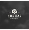 Photographer Logo Template Design Element