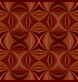 Brown seamless hypnotic abstract swirling ray