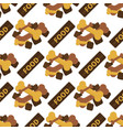 dog chew bone care biscuit animal food puppy vector image vector image