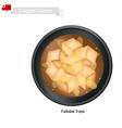 Faikakai Topai or Tongan Sweet Dumplings vector image vector image