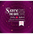 Save the date for personal holiday Wedding