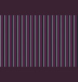 dark purple stripes seamless background vector image