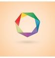 Logo design template vector image