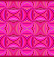 pink seamless abstract hypnotic swirling burst vector image vector image