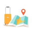 Travel India Conceptual vector image vector image