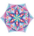 abstract pattern for design retro chevron vector image vector image