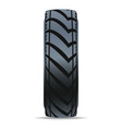 modern car tire icon vector image vector image
