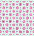 modern geometric floral decor for home interiors vector image