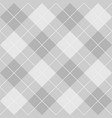 tile grey plaid pattern for seamless wallpaper vector image