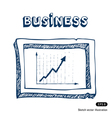 Business graphic frame vector | Price: 1 Credit (USD $1)