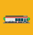shop or store building vector image